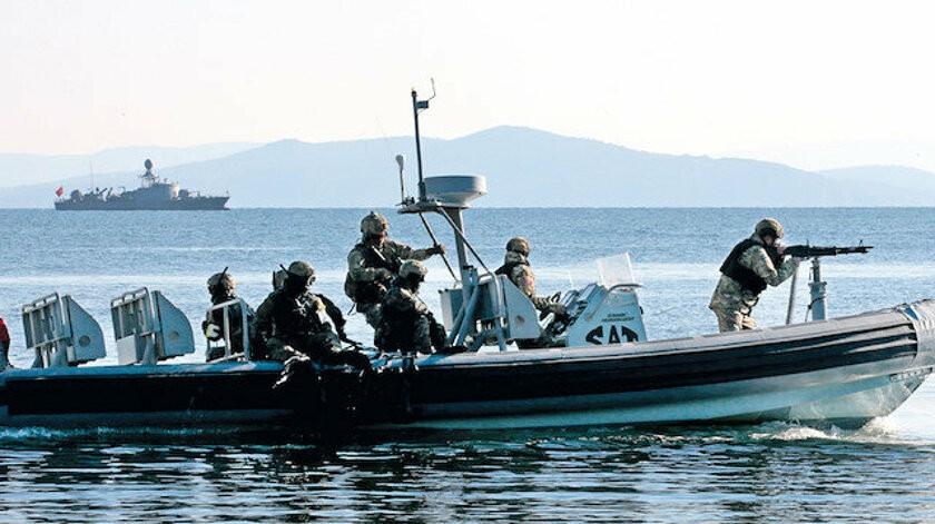 Türk donanması gövde gösterisi yapacak! Mavi Vatan'da savaş oyunları