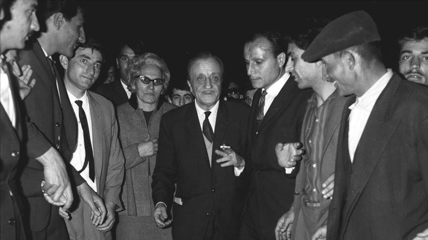 Türk edebiyatının üstadı: Necip Fazıl Kısakürek
