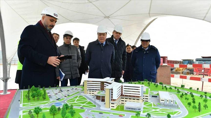 Türk firması, Kazakistan'da kamu-özel ortaklığı modeliyle hastane inşa edecek