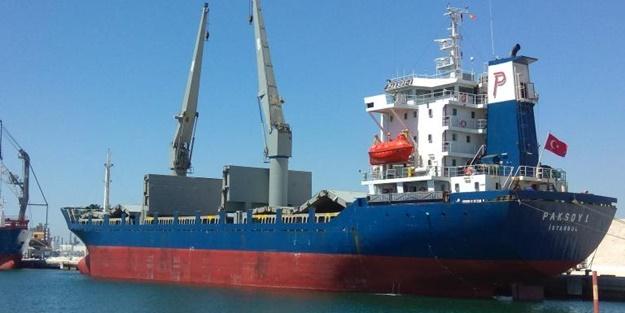 Türk gemisine saldırı! 10 Türk denizci kaçırıldı