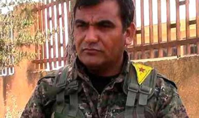 Türk hackerlar YPG'nin sözde komutanının hesabını hackledi