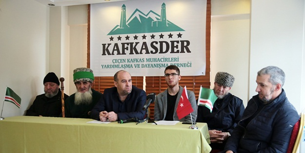 'Türk halkı bizim çocuklarımızı, muhacirlerimizi bağrına bastı ve destek oldu'