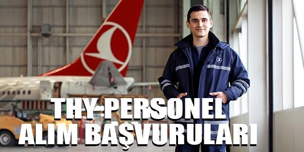 Türk Hava Yolları THY personel alımı iş ilanları başvuru şartları