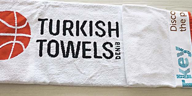 Türk havlusu Çin yollarında