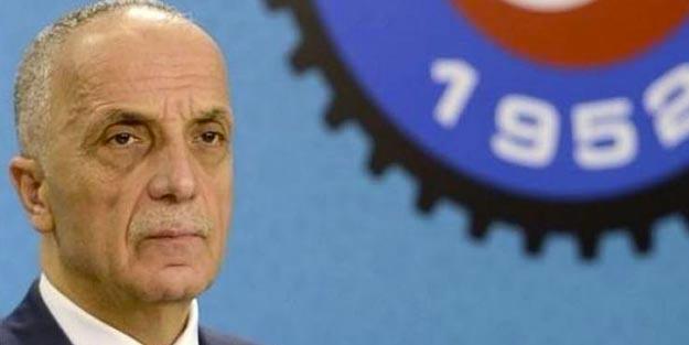Türk-İş Başkanı Atalay yeniden başkan seçildi