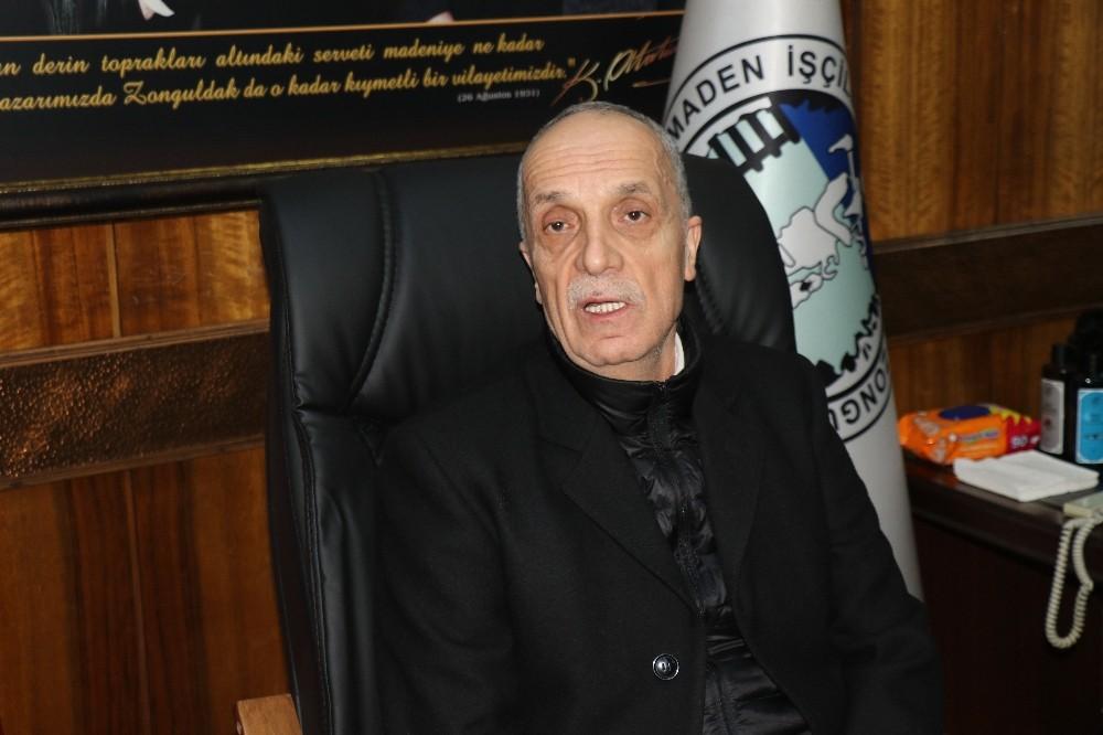 Türk İş Başkanı Atalay'dan asgari ücret açıklaması