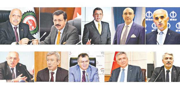 Türkiye'ye güveniyoruz 'Terörü' lanetliyoruz