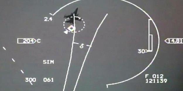 Türk jetleri 'vur emri' bekledi