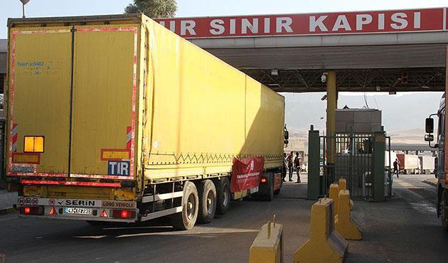 Türk Kızılayından Musul'a yardımeli