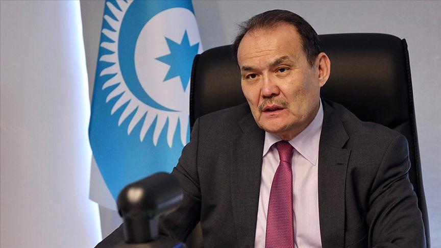 Türk Konseyi Genel Sekreteri'nden Kovid-19 mücadelesinde üye ülkeler arasındaki iş birliğine övgü