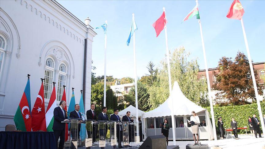 Türk Konseyi Macaristan'ın başkenti Budapeşte'de tanıtım ofisi açtı