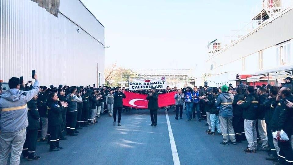 Türk Metal ile MESS toplu sözleşmede uzlaştı