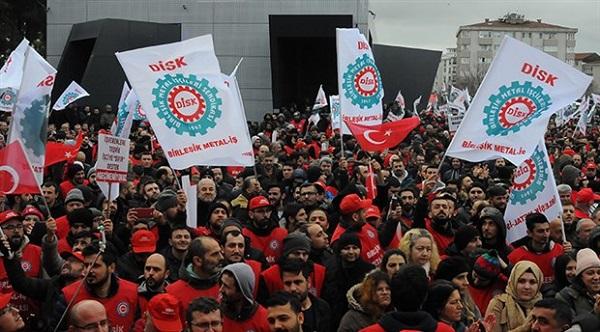 Türk metal ve MESS görüşmesi ile işçi maaş zammı belli oldu mu?