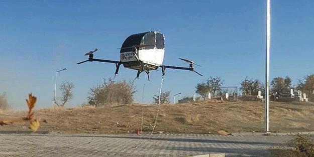 Türk mucit gündeme bomba gibi düştü! Çamaşır makinesinden uçan araba yaptı