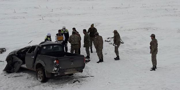 Kars'ta bir kişi donarak hayatını kaybetti