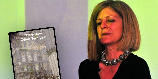 Türk olmaktan utanan kadından rezil kitap