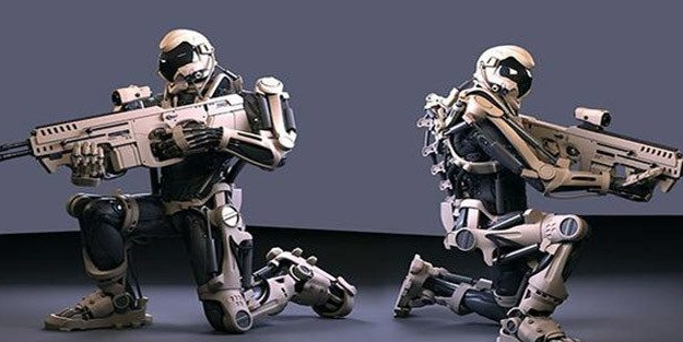 Türk ordusunda robot asker dönemi başlıyor