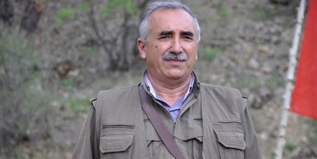 Türk pilotları bombaladı, korkak Karayılan kaçtı