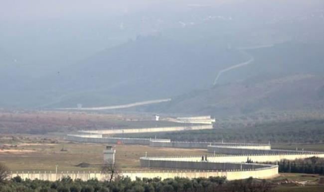 Türk seddinin bitmesine 28 kilometre kaldı