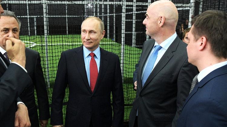Türk şirketi yaptı! Putin hayran kaldı