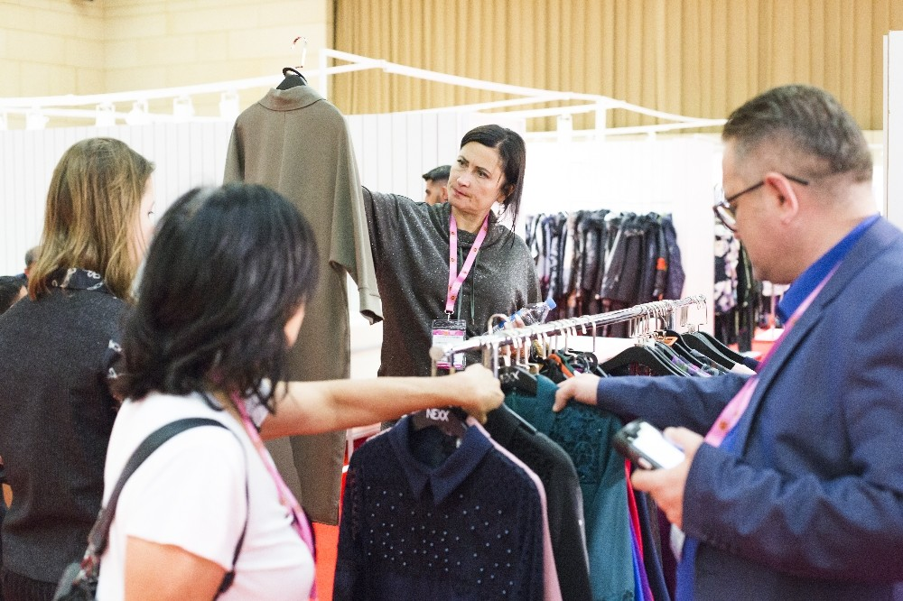 Türk tekstilcilerin Moskova seferi