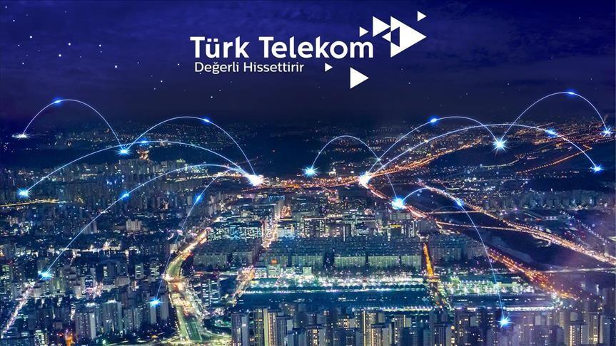 Türk Telekom 'Akıllı Şehircilik'le Türkiye'nin kaynaklarını koruyor