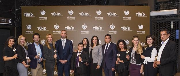 Türk Telekom Altın Pusula'ya dört ödülle damgasını vurdu