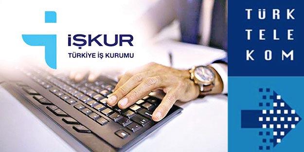 Türk Telekom bayilerine personel alımı İŞKUR iş ilanları