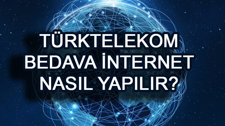 Türk Telekom ücretsiz internet alma EBA uzaktan eğitim