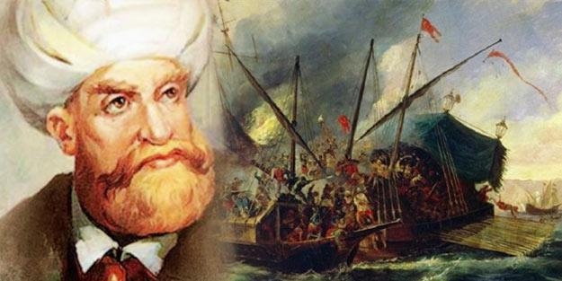 Türk ve dünya tarihinin en büyük amirali Barbaros Hayreddin Paşa vefat etti