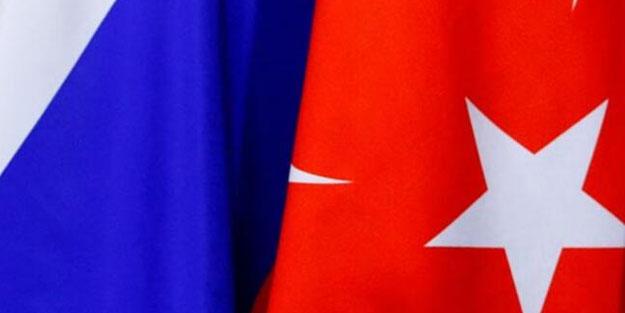 Türk ve Rus heyeti Libya ve Suriye'yi görüştü