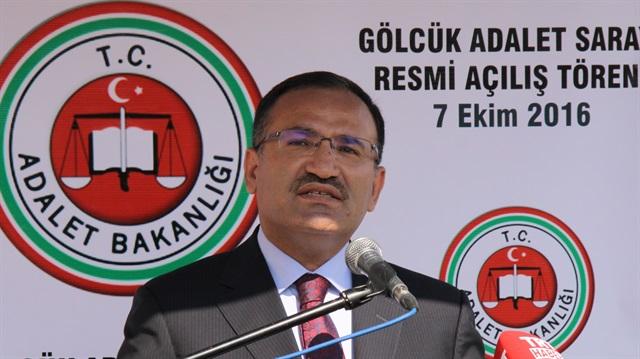 'Türk yargısı FETÖ'nün köpeklerine teslim olmadı'