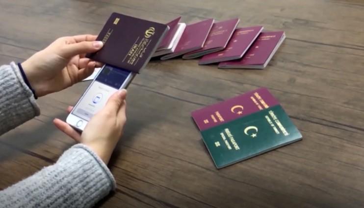 Türk yazılımcılar kimlik ve pasaportları temassız doğrulayan uygulama geliştirdiler