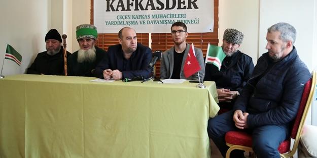 Türk yetkililerinden yardım istediler