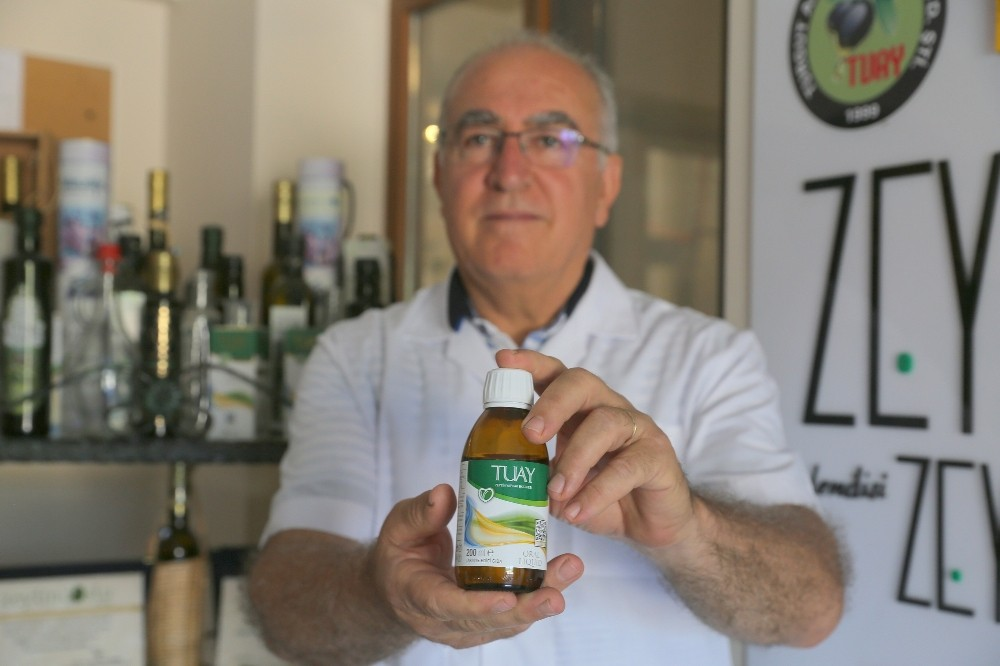 Türk zeytinyağında bir devrim: Kanser ve korona virüsle mücadele eden zeytinyağı üretildi