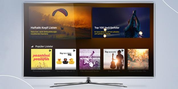 Turkcell 29,90 TL'den başlayan fiyatlarla  Apple TV sunuyor