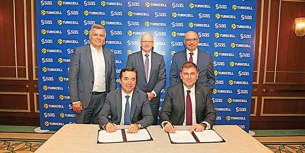 Turkcell ve SAS'tan Bulut Bilişim İş Ortaklığı