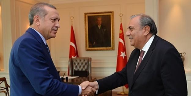 Türkeş AK Parti'ye mi katılacak?