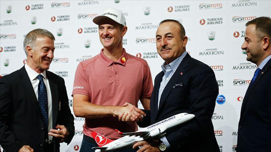 Turkish Airlines Open 2019 Golf Turnuvası yarın Antalya'da başlıyor