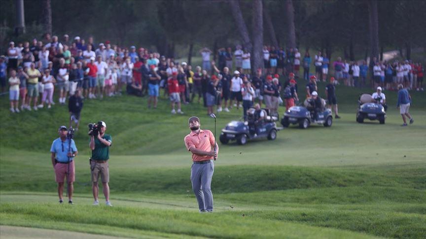 Turkish Airlines Open 2019 golf turnuvasında heyecanlı final