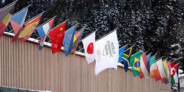 Türkiye, 3 bakanla Davos Zirvesi'nde