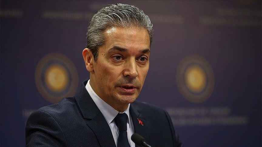 Türkiye AB'nin seyahat kısıtlaması kararını düzeltmesini bekliyor
