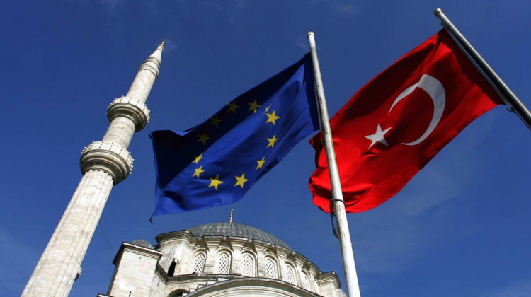 Türkiye, AB'ye karşı harekete geçti