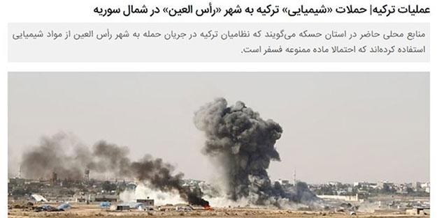 Türkiye aleyhine kara propaganda! YPG'nin kimyasal silah yalanına o Müslüman ülke de katıldı