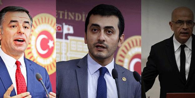 Türkiye aleyhtarı haberlerde aynı isimler öne çıkıyor… Hainin kaynağı CHP'li vekiller