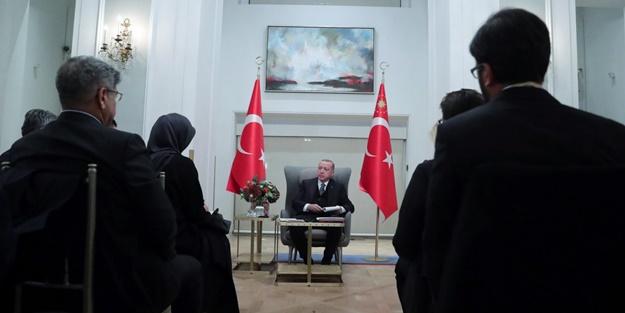 Türkiye Almanya'da operasyon mu yapacak? Erdoğan'dan flaş açıklama