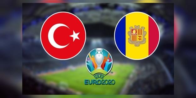 Türkiye Andorra maçı ne zaman? Milli maç saat kaçta hangi kanalda?
