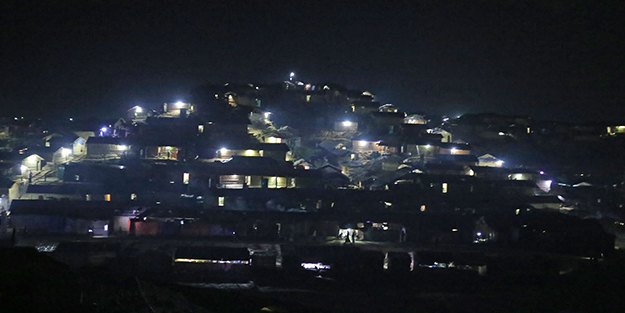 İHH, Arakan'daki kamplarda farkını ortaya koydu
