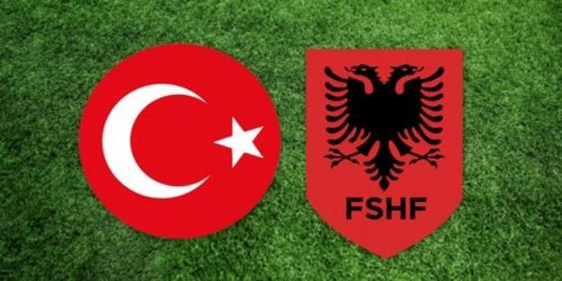 Türkiye Arnavutluk maçı ne zaman, hangi kanalda yayınlanacak?