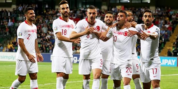 Türkiye Arnavutluk maçı ne zaman saat kaçta?